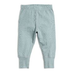 Wool Trousers Turquoise