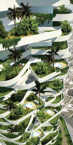 nice Oxygen Eco Tower |  Progetto Cmr Check more at http://www.arch2o.com/oxygen-eco-tower-progetto-cmr/