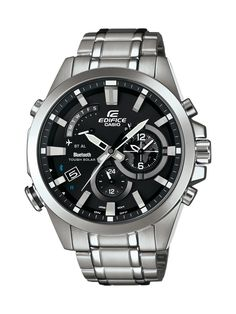 Casio Edifice Time Traveller Bluetooth