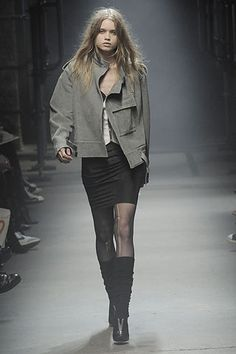 Alexander Wang Fall 2008 Ready-to-Wear Collection