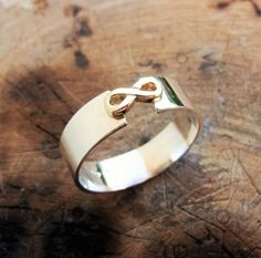 Mens wedding band Promise ring Mens engagement ring by shmukies