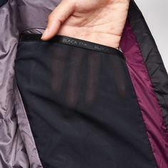 Hybrid Jacket – Potent Purple – D3 – PAS7501