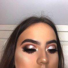 "3,757 Likes, 132 Comments - Abby Christopher (@abbychristxpher) on Instagram: ""Look like im about to sneeze but my makeup looks bomb ‍♀️ Brows- #anastasiabrows brow wiz medium…"""