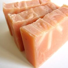 I love all her soaps and products! Grapefruit Bergamot Soap with Sweet Almond Oil and Shea Butter