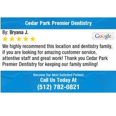 110 Best Cedar Park Premier Dentistry Reviews images in 2018 | Cedar