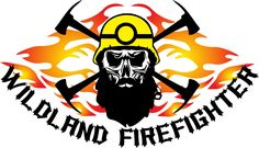 Wildland Firefighter Flames and Skull Decal curved lettering available in full color. Printed on thick permanent adhesive vinyl treated to withstand the elements for up to 5 years. Thin Green Line, Pine Cone Art, Pine Design, Wildland Firefighter, Fire Photography, Fire Dept, Adhesive Vinyl, Decals, Prints