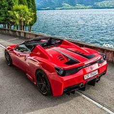 Ferrari 458 Italia Speciale Aperta                                                                                                                                                                                 More