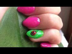 Nails Effetto MAT senza applicare il FINISH MAT - YouTube