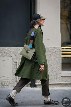 Ana Gimeno Brugada by STYLEDUMONDE Street Style Fashion Photography