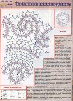 Crochet Doilies, Crochet Stitches, Crochet Patterns, Crochet Ideas, Crochet Bowl, Free Crochet, Bruges Lace, Cutwork, Irish Crochet