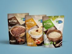 Del Alba packaging design on Behance Simple Packaging, Food Packaging Design, Packaging Design Inspiration, Brand Packaging, Cereal Packaging, Biscuits Packaging, Pouch Packaging, Snack Recipes, Snacks