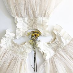 """There must be a lot of """"special occasions"""" coming up! This dress has been shipping out often around here 🌿 First Birthday Outfits, Baby First Birthday, First Birthday Parties, First Birthdays, Cake Smash Outfit, Boho Baby, Birthday Decorations, Special Occasion, Flower Girl Dresses"""
