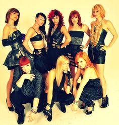 Amazing All Girl Dance Breakdance Troupe Threader ABDC Crews