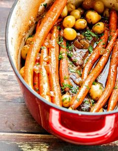 Pot Roast Recipes To Feed Everyone You Know This Winter @huffposttaste