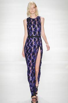 J. Mendel - Spring 2012 Ready-to-Wear - Look 17 of 39