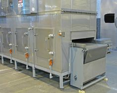 Industrial Conveyor Oven | Industrial Ovens | International Thermal Systems