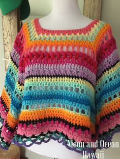 Fabulous Crochet a Little Black Crochet Dress Ideas. Georgeous Crochet a Little Black Crochet Dress Ideas. Pull Crochet, Crochet Jumper, Black Crochet Dress, Crochet Tank, Crochet Cardigan, Easy Crochet, Knit Crochet, Crochet Bodycon Dresses, Crochet Fashion