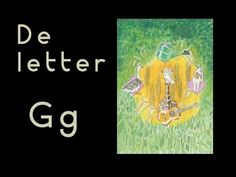 abcKRINGBOEKJE De letter G