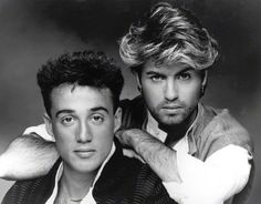 80s crush - WHAM! - Really just Andrew Ridgeley NOT George Michael