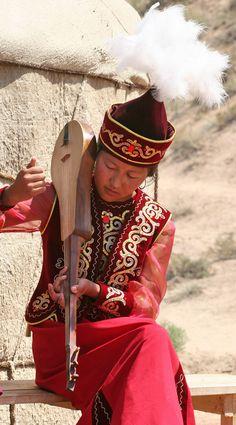 Kyrgyzstan artist