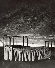 Abelardo Morell (b.1948) Camera Obscura Image of Umbrian Landscape over Bed, 2000