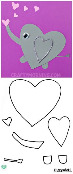 Free Heart Hippo Template Free Heart Monkey Printable Template Free Heart Zebra Printable Template Free Heart Elephant Printable Template Free Heart Seal Printable Template Free Heart Walrus Printable Template Free Heart Whale Printable Template Free Heart Unicorn Printable Template Make sure to follow Crafty Morning on Facebook, Pinterest, and Instagram or subscribe to our Weekly …