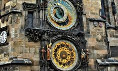 Prague astronomical clock (orloj)