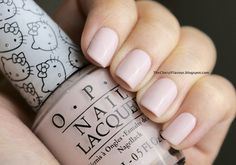 OPI Showered By Petals