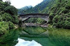 Puentes De Madera Milenarios En China 3