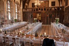 Berkeley Castle - Castle Wedding Venue in Gloucestershire