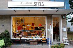 STIELS Designbutik, Königstraße 18, Hamburg.