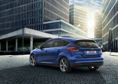 Ford Focus gets a new facelift.