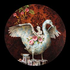 Kevin Sloan | ACRYLIC | The Antiques