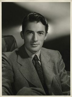 gregory peck   Portrait of Ava Gardner and Gregory Peck for The Great Sinner directed ...