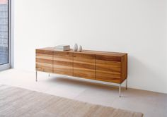 PHILIPP MAINZER: E15 Solid Walnut