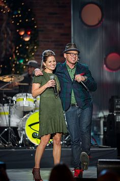 K-LOVE Music City Christmas to Premiere on UP @Candace Cameron Bure