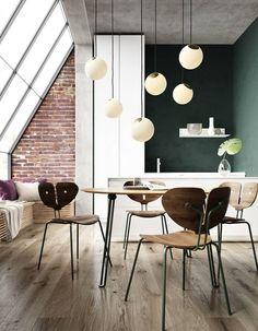 Interior inspiration   Dining room