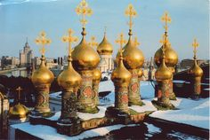 Upper Saviour Cathedral, Terem Palace, Moscow