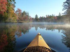 Presumpscot River, Maine. Photograph by William Douglas Smith