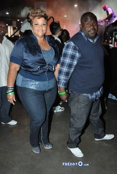 Plus-size celebrities - Tamela and David Mann - Rolling Out Black Celebrity Couples, Black Love Couples, Celebrity Outfits, Cute Couples, Power Couples, Black Celebrities, Famous Celebrities, Celebs, My Black Is Beautiful