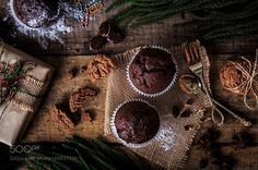 Christmas cake concept by thopnt