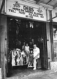 Libanese winkel - Suriname