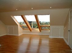Image result for east facing bedroom loft conversion