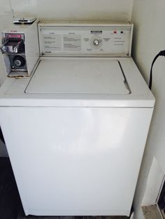 Kenmore commercial grade plug-in washer. Speed Queen Dryer (gas) also commercial grade 310-691-0569 Fred