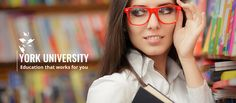 York University Website