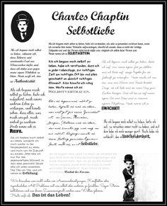 """Erstellt anhandCharlie Chaplin's Gedicht """"Selbstliebe – Als ich begann mich selbst zu lieben"""".Dieses Kunstwerk teilt wundervoll Weisheiten seines inspirierten und inspirierenden Lebens. Teile dieses Bild auf Deiner Website, in dem Du diesen Enbettcode kopierst und auf Deiner Website einfügst: [frame bgcolor=""""#ffffff"""" version=""""light""""] <p><strong>Bitte zu dieser Grafik hinzufügen http://Seelenperlen-Experten.de</strong><br /> <br /> <a href='http://seelenperlen-experten.de/?p=11856′><img…"""