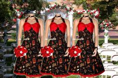 these would be my bridesmaid dresses if marriage was an actual possibility