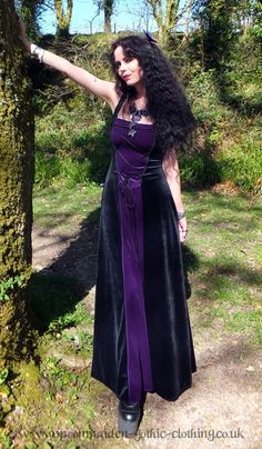 Steammaiden Dress by Moonmaiden Gothic Clothing UK