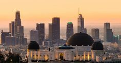 A Compilation of Aspirations List Challenges, Griffith Observatory, Morning Sunrise, How To Wake Up Early, Photo Credit, New York Skyline, California, Mornings, Travel
