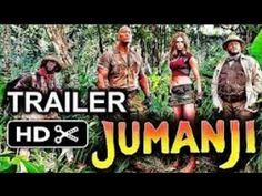 Jumanji 2 Movie Trailer Official 2017 ! Jumanji 2Dwayne Johnson